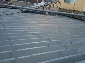 屋根塗装 (静岡市駿河区H様邸)