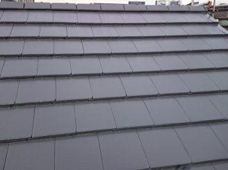 屋根塗装 (静岡市駿河区K様邸)