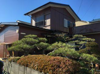 外壁・屋根塗装 (静岡市清水区M様邸)