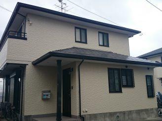 外壁・屋根塗装(静岡市葵区Y様邸)