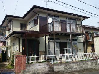 屋根・外壁塗装(静岡市清水区Y様邸)