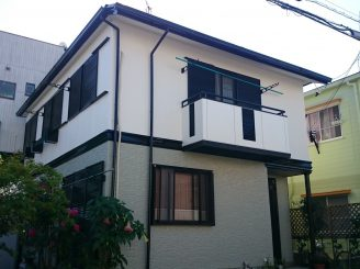 外壁・屋根塗装(静岡市駿河区T様邸)