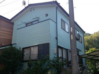 外壁塗装(静岡市葵区I様)