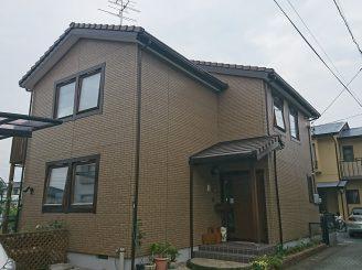 外壁塗装(静岡市駿河区M様邸)