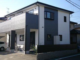 屋根・外壁塗装(静岡市葵区沓谷A様邸)