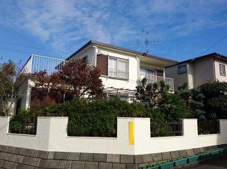 屋根・外壁塗装工事(清水区草薙 I様邸)