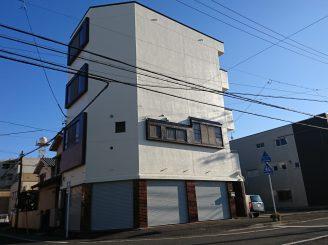 外壁・屋根塗装(静岡市葵区四番町S様邸)