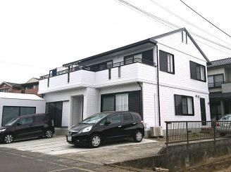 屋根・外壁塗装(W様邸)