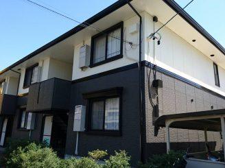 屋根・外壁塗装(静岡市清水区蜂ヶ谷ソシエ様邸)