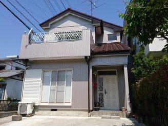 外壁塗装(静岡市清水区北脇新田A様邸)