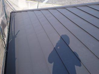 屋根カバー工法(静岡市葵区北安東I様)