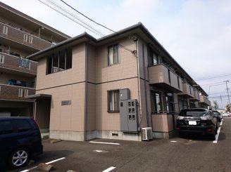 外壁塗装工事(静岡市葵区千代田 フォレスタⅣ様邸)