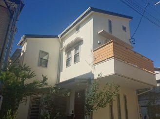 外壁・屋根塗装(静岡市駿河区青木M様邸)