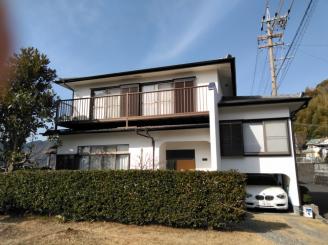 屋根外壁塗装工事(静岡市清水区蜂ヶ谷M様邸)