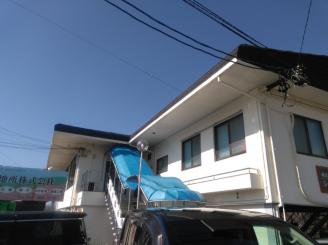 屋根・外壁塗装工事(清水区上原 O様邸)
