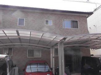 外壁塗装工事 (静岡市清水区押切 O様邸)