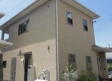 外壁塗装工事(静岡市清水区高橋南町S様邸)