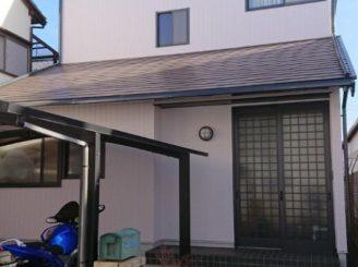 屋根・外壁塗装工事 (静岡市駿河区小鹿 N様邸)