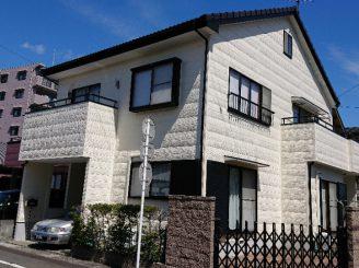 屋根、外壁塗装工事(静岡市清水区押切I様邸)
