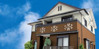 ワンランク上質の外壁塗装デザイン