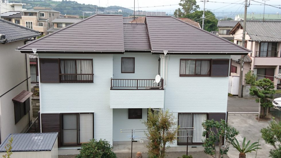 外壁・屋根塗装 (富士市M様邸)