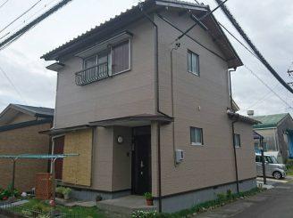 外壁塗装 (静岡市葵区W様邸)