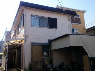 外壁塗装 (静岡市駿河区H様邸)