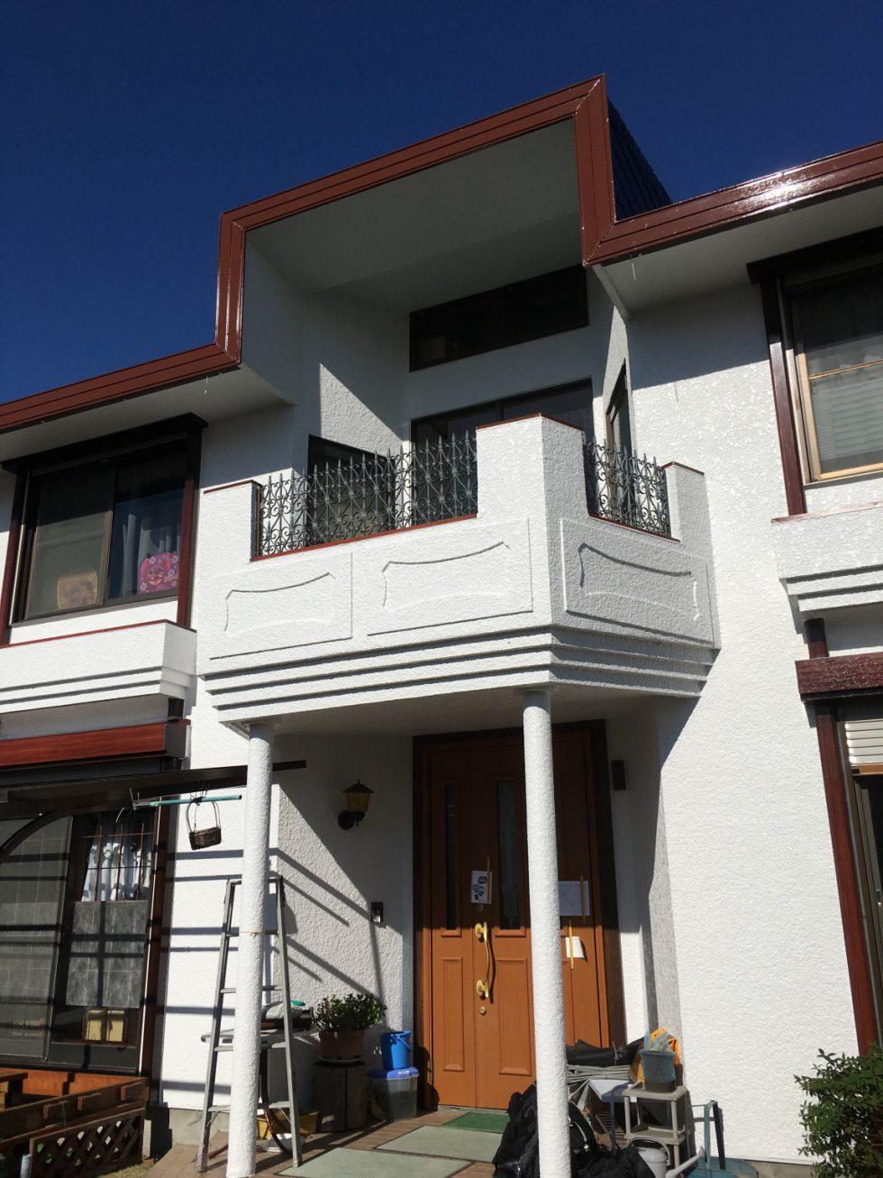 外壁・屋根塗装 (静岡市清水区S様邸)