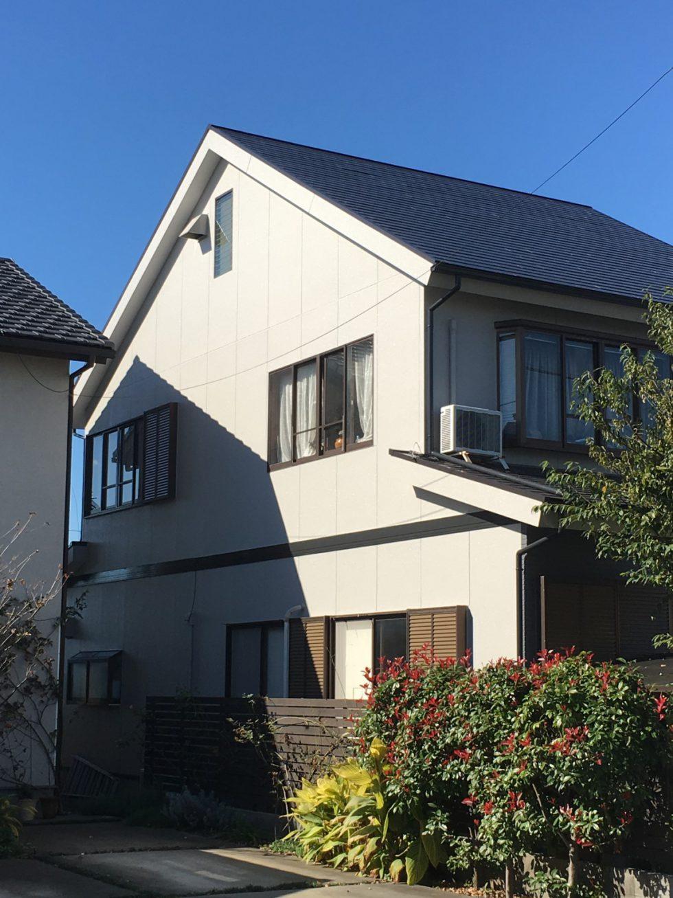外壁・屋根塗装 (静岡市清水区T様邸)