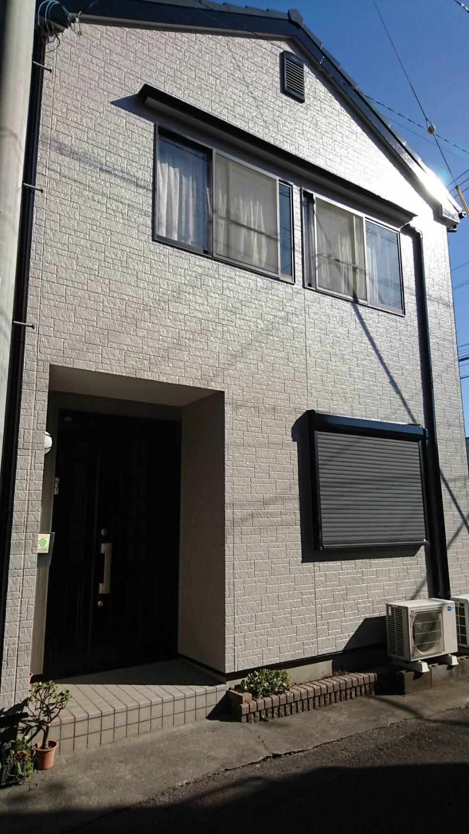 外壁塗装 (静岡市駿河区K様邸)