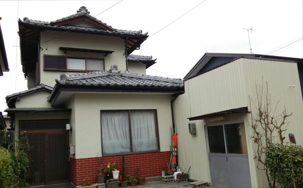 外壁塗装(藤枝市U様邸)