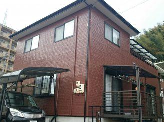 外壁・屋根塗装(静岡市葵区O様邸)