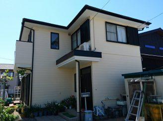 外壁・屋根塗装工事(藤枝市K様)