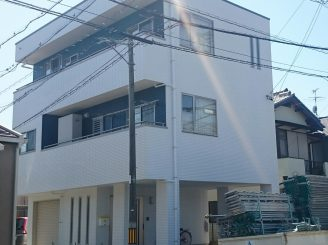 外壁・屋根塗装(静岡市葵区T様邸)