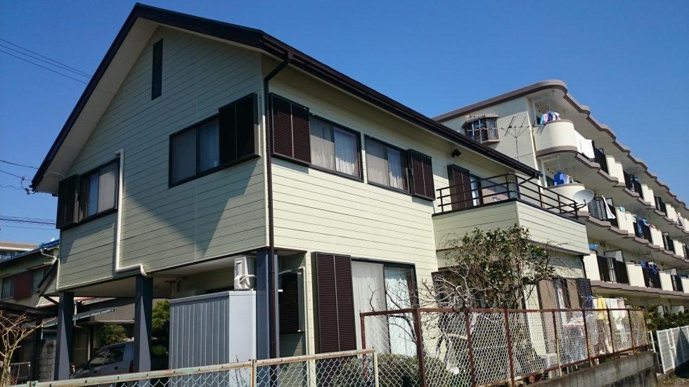 外壁・屋根塗装(静岡市駿河区F様邸)
