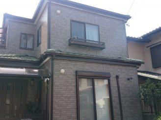 外壁塗装(静岡市葵区S様邸)