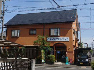 屋根塗装(静岡市葵区N様邸)