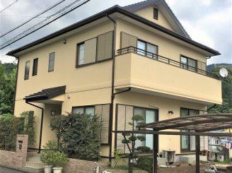 外壁・屋根塗装(静岡市葵区A様邸)