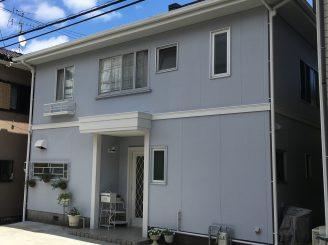 外壁・屋根塗装(静岡市清水区H様邸)