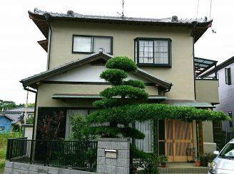 外壁塗装(静岡市清水区Y様邸)