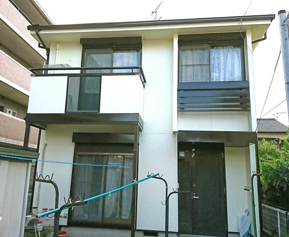 外壁・屋根塗装(静岡市葵区M様邸)