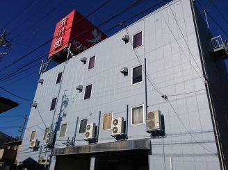 外壁塗装(静岡市葵区M様邸)