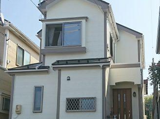屋根・外壁塗装(静岡市清水区S様邸)