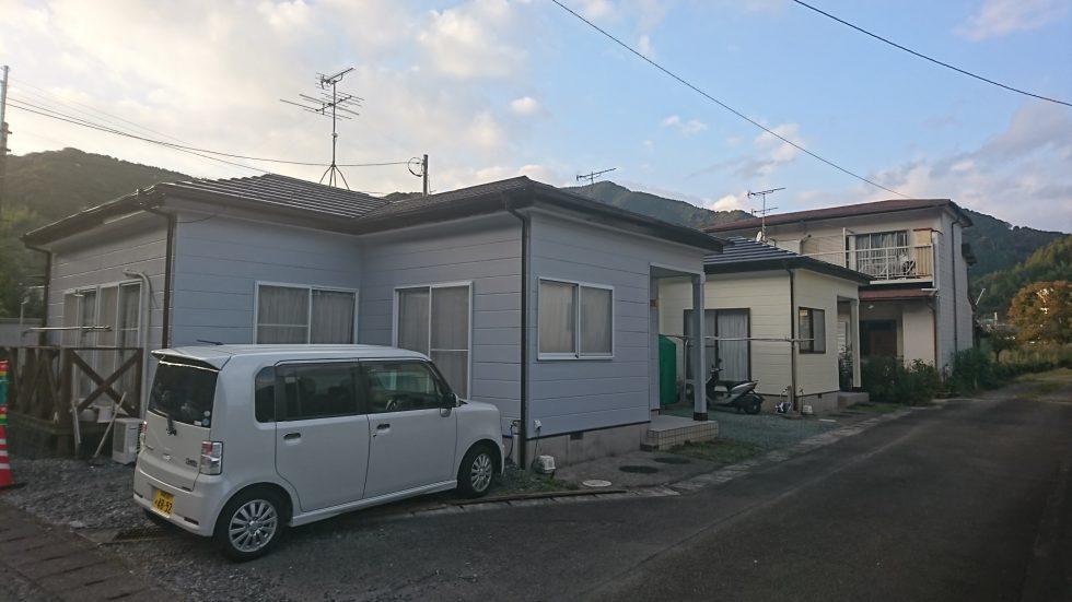 屋根・外壁塗装(静岡市駿河区丸子S様邸)