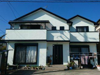 屋根・外壁塗装(静岡市清水区T様邸)