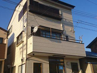 外壁塗装(静岡市清水区東大曲町Y様邸)