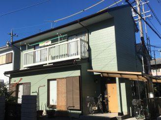 屋根・外壁塗装(静岡市清水区H様邸)