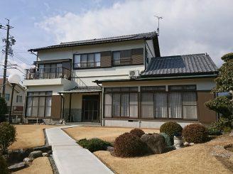 外壁塗装(静岡市清水区上原O様邸)