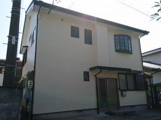 外壁塗装 (静岡市葵区大岩 M様邸)