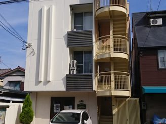 外壁塗装(静岡カルチャーセンター様)